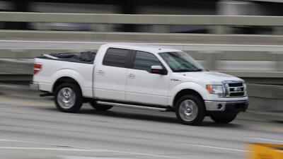 Las camionetas tipo 'pick up' se han convertido en el blanco de los delincuentes en Dallas