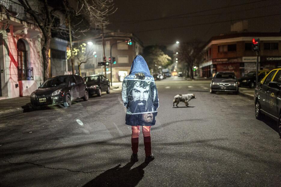 En fotos: ¿Dónde está el artesano argentino Santiago Maldonado?  tumblr-...