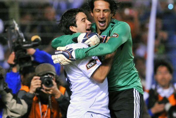 Liga logró el campeonato en dicha Copa; enfrentándose a importantes club...