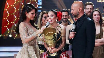 Greeicy Rendón gana la sexta temporada de Mira Quién Baila