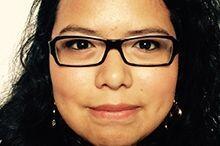 Dinorah Flores Perez - Maestra de primaria en Navajo, Nuevo México. Lleg...