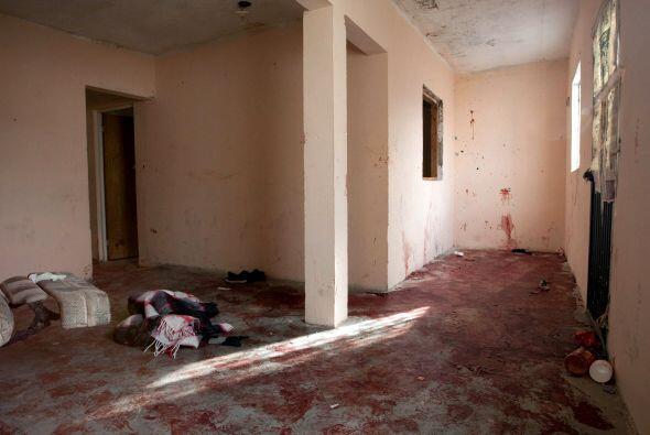 Y han sido frecuentes también los asesinatos en centros de rehabilitació...