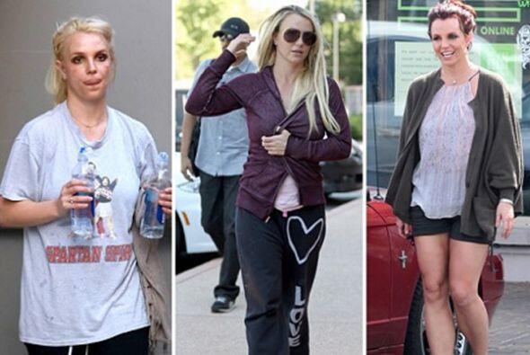 Britney Spears, después de ser una de las mujeres más 'fashionistas' del...