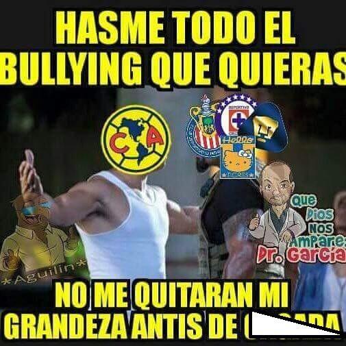 Memes del América vs. Toluca