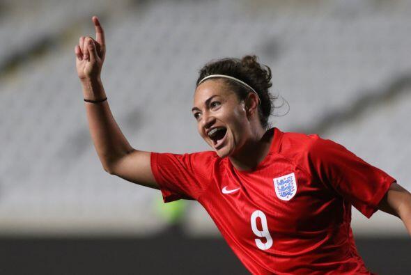 JODIE TAYLOR (ENG) | Es la única jugadora de la selección inglesa que ju...