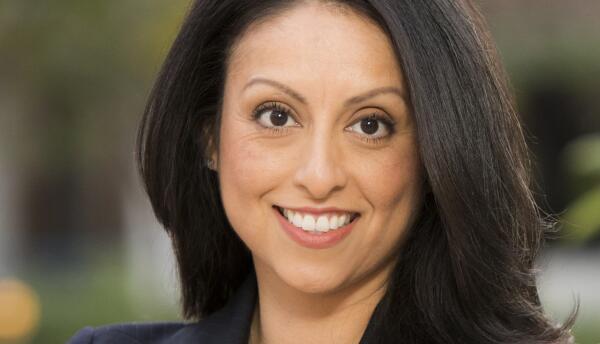 Nury Martínez, concejal de Los Ángeles.