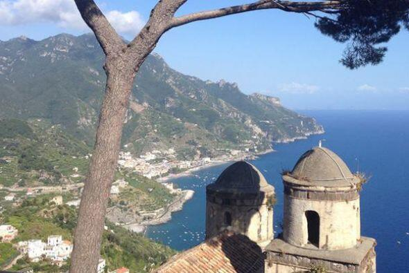 Ravello la joya de la costa Amalfitana... ¡Romance, cultura, arte culina...