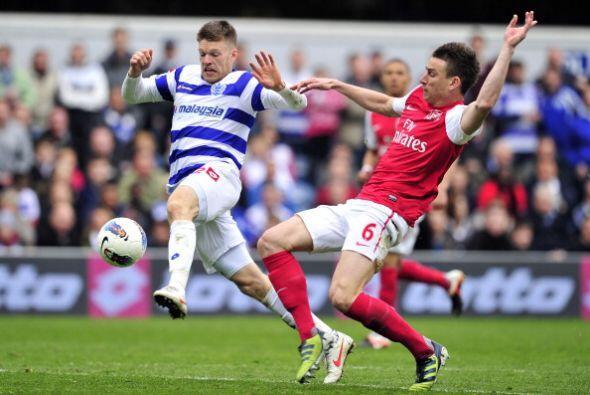 Arsenal intentó imponer su juego para llegar al empate.