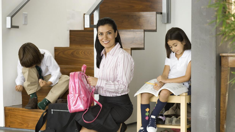Haz más llevadero el regreso a clases de los más pequeños.