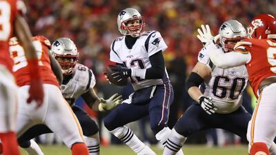 Tom Brady y los Patriots, un legado viviente en la NFL