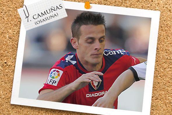Javier Camuñas surgió de la cantera madridista, pero este...