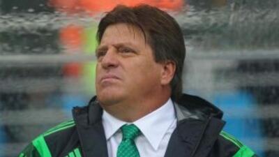 El DT del Tri recordó que Croacia será el obligado pero que igual México...