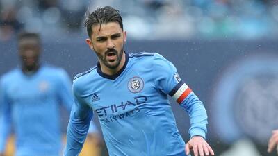 """""""Es casi imposible"""" reemplazar a David Villa, asegura el entrenador de New York City FC"""