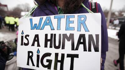Flint, Michigan, Photo by Bill Pugliano/Getty Images