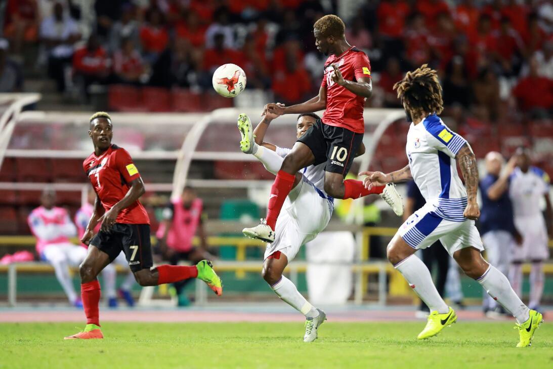 Trinidad y Tobago derrota a Panamá y logra sus primeros tres puntos 2017...
