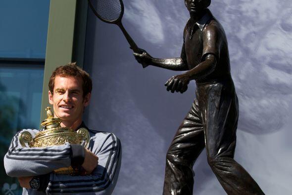 En tenis una mención especial para Andy Murray. El británico fue profeta...