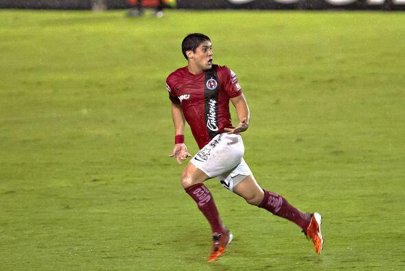 Güemez tiene un plus sobre otros jugadores; buen toque de pelota, juvent...