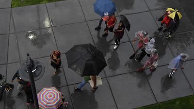 Probabilidad de lluvias y temperaturas mayormente frías para este fin de semana en Houston