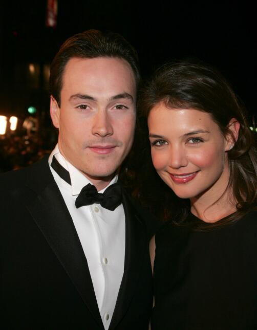 Katie Holmes y Chris Klein