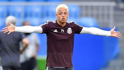 'Chicharito' ve a 'Chucky' como Balón de Oro y reveló el gol que Messi y CR7 le 'envidian'