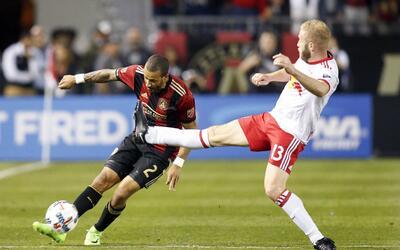Mike Grella y Tyrone Mears seleccionados Draft de Reingreso MLS 2017