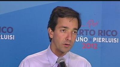 Fortuño presenta su plataforma de gobierno