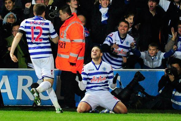 Taarabt convirtió los dos tantos con los que el QPR venció al Fulham por...