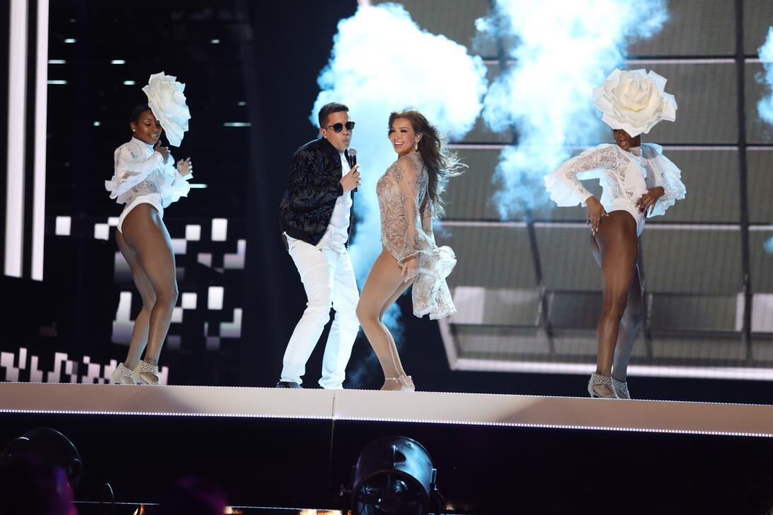 Thalía performance PLN 2017