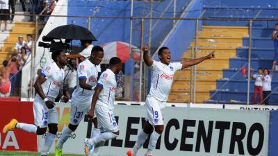 El Olimpia cierra como líder la primera vuelta del Clausura hondureño