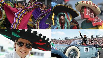 La fiesta del Gran Premio de México de F1 fuera de la pista