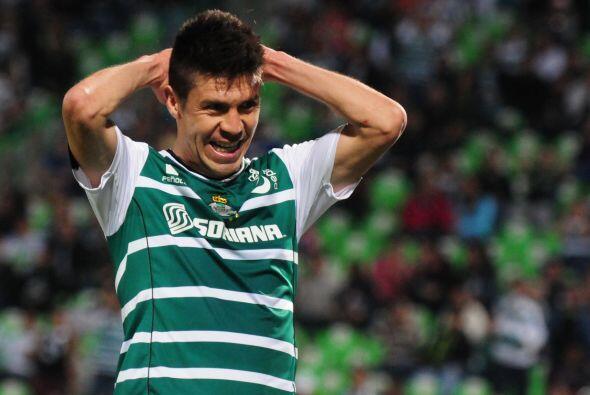 Oribe Peralta.- Si bien a Oribe se le mide por sus goles, esta temporada...