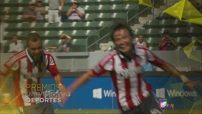 Erick Torres: Nominado a mejor futbolista de la MLS