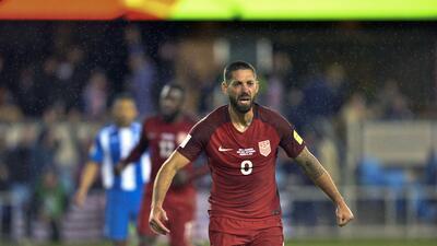 Estados Unidos da un golpe a de autoridad al golear 6-0 a Honduras