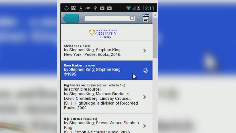 Biblioteca del condado de San Bernardino lanza una aplicación para promo...