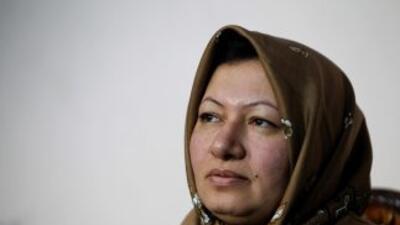 Sakineh Mohammadi-Ashtiani, la mujer condenada por adulterio. Su caso ca...