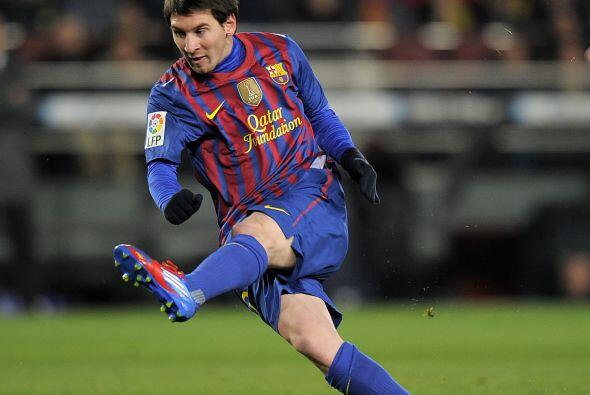 Messi volvió a verse obsesionado con hacer gol. En las últimas semanas,...
