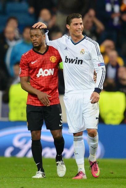 El candidato preferido del Madrid es el Manchester United, ya que en la...