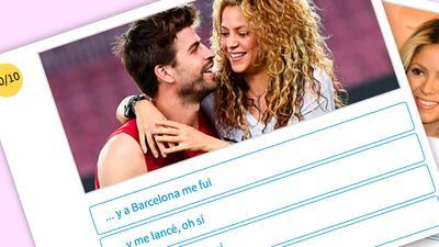 Shakira: sus mejores canciones, su marido, su familia... ponemos a prueb...