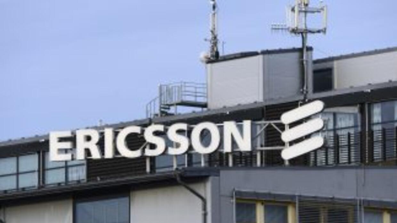 El fabricante sueco de equipos de telecomunicaciones Ericsson.
