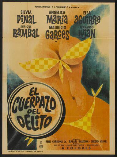El cuerpazo del delito es una película mexicana de 1968 que consta de tr...