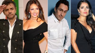 Estos famosos ponen en alto el nombre de México