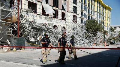 Explosión Texas (Imagen de archivo)