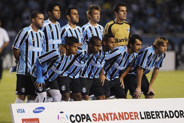 El conjunto brasileño era, previo al juego, gran favorito para llevarse...