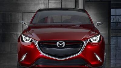 El Mazda2 Sedán estará equipado con el motor SKYACTIV-D 1.5 litros que p...