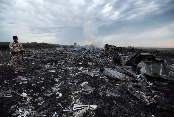 La aerolínea Malaysia Airlines corrigió que en el avi&oacu...