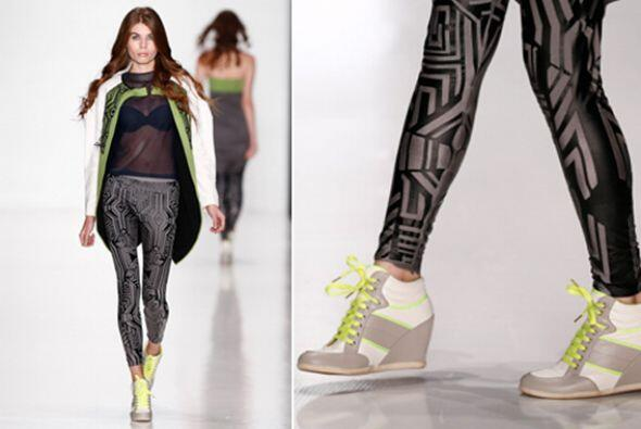 Los 'sneakers' llegan reinventados para pasar a ser parte del estilo de...