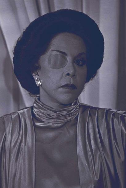 María Rubio se convirtió en la villana por excelencia de las telenovelas.