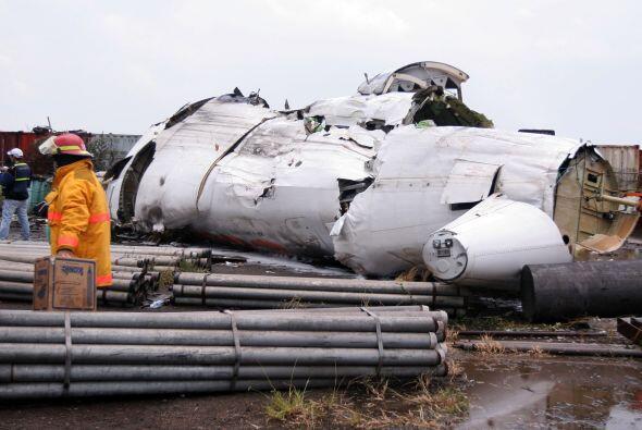 El funcionario venezolano señaló que la aeronave había partido de la Isl...