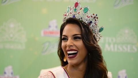 Keysi Sayago Miss Venezuela 2016