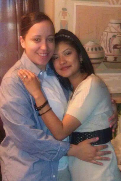 Las dos viven juntas hace tres años en la ciudad de Las Cruces, Nuevo Mé...